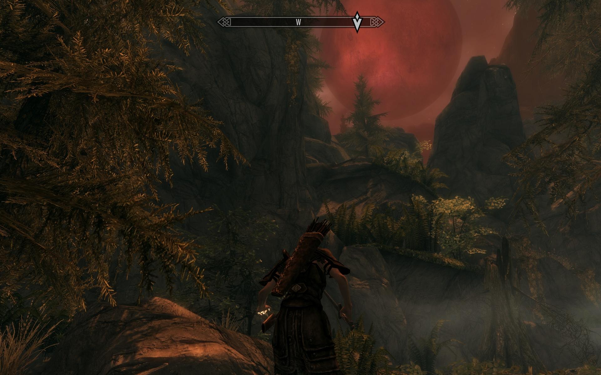 ein werwolf eines nachts entwich